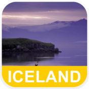 冰岛 离线地图 - PLACE STARS