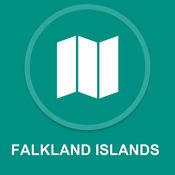 福克兰群岛 : 离线GPS导航1