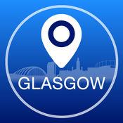 格拉斯哥离线地图+城市指南导航,旅游和运输2.5