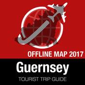 格恩西岛 旅游指南+离线地图