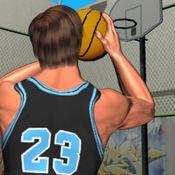街头篮球射手 - 三分球大赛