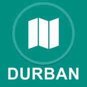 南非德班 : 离线GPS导航 1