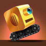 A1机器人跳投发动亲 - 赛车小游戏单机跑车暴力摩托大全双