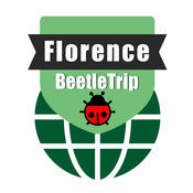 佛罗伦萨旅游指南地铁意大利甲虫离线地图 Florence travel guide and offline city map, BeetleTrip metro train trip advisor1