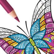 蝴蝶 牌 成人著色本 1.3