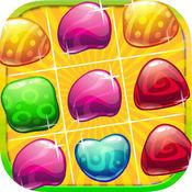 糖果色的宝石 - 美味件及运动时间
