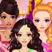 漂亮的皇室公主HD-最热的女生装扮游戏!