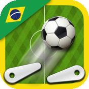 足球弹珠2014版巴西免费 - 成为一个弹球和玩街机游戏冠军