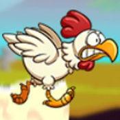 鸡丛林跑步者