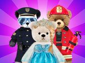泰迪熊贴纸 - 使你的玩具熊! 1