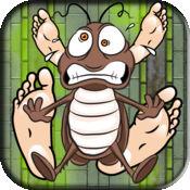 杀蟑螂 - 脚闪电攻击 免费