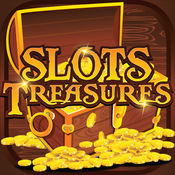 赌场老虎机雄风 - Casino Slots Treasures
