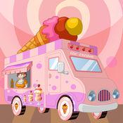 冰淇淋卡通车 -设计您梦中的车