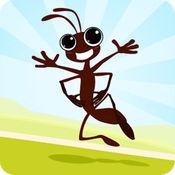 疯狂的蚂蚁 - 拍昆虫