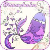 曼陀罗彩色页面疗法 : 最佳彩图消除应力免费
