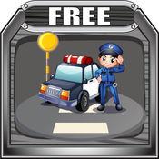 警方賽車遊戲