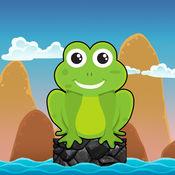 小跳蛙-青蛙跳 1
