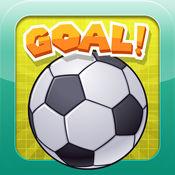 目标块 - 足球守门员训练模拟器 1