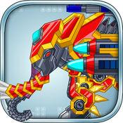 拼装机器大象:机器动物园系列——拼图小游戏