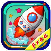 图画书(空间):着色页与学习游戏为孩子们免费!