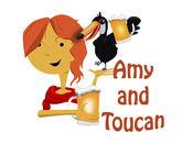 Amy和巨嘴鸟