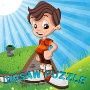 拼图男孩一年级在线阅读游戏 适合女生玩的 游戏 1