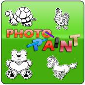 绘画易孩子:画出色彩与趣味游戏和创意的游戏艺术 - 免费