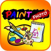 绘画儿童:免费上瘾的油漆,绘图,涂鸦和涂鸦游戏 - 铅笔画