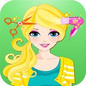 艾玛的美发沙龙 - 最热的美发沙龙女生游戏!