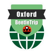 牛津旅游指南地铁甲虫英国离线地图 Oxford travel guide and offline city map, BeetleTrip England metro train trip advisor
