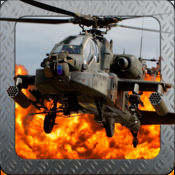Apache 的冲突战争 - 直升机游戏 - (Free Helicopter Games)