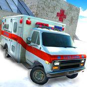 山攀登救护车模拟器