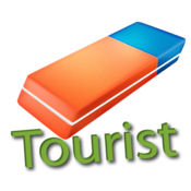 TouristEraser (旅游橡皮擦)