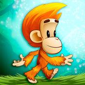 猴子香蕉: 丛林...