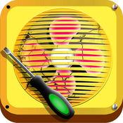范修理厂 - 小孩修复电器配件在这个机械师游戏 1.0.1