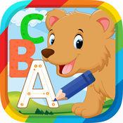 宝宝学abc英语: 外语 培训 abc幼兒園 寫作 初学者