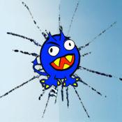 TrapGlass- 打破格子玻璃来捕捉对手