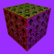多指触控魔术方块简易版
