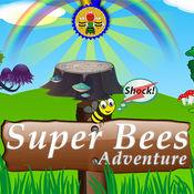 超级蜜蜂冒险游戏