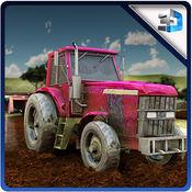 农用拖拉机模拟器&农民sim游戏