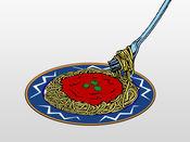 意大利食品贴纸:给比萨一个机会!