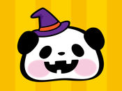可爱大熊猫 万圣...