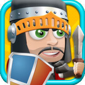 迷你掌上组合的远征勇士VS笨拙的怪兽船员 - 免费游戏 Mini Pocket Combo Crusade Warriors vs the Clumsy Monsters Crew - FREE Game