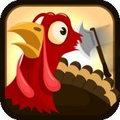 运行运行免费 — — 土耳其疯狂狼吞虎咽跳跃的乐趣 ( Run Turkey Run FREE - Crazy Gobble Jump Fun )