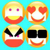 emoji表情大冒险-挑战一百层之萌系治愈小游戏