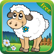 卡通儿童拼图游戏 - 儿童智力拼图