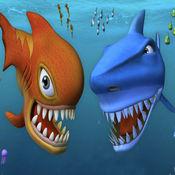 大鱼吃小鱼-街机版