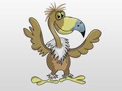 秃鹰贴纸:食死徒