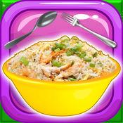 中国饭烹饪餐厅 - 美食广场游戏