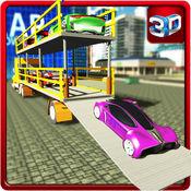 赛车运输卡车和真实卡车游戏